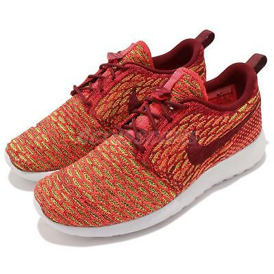 NEW NIKE ROSHE One Flyknit Women's Running Shoe 704927 600