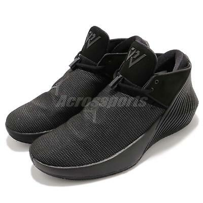 73bb0c686903 Nike Jordan Why Not Zer0.1 Low PFX Russell Westbrook Black Men Shoes AR0346-