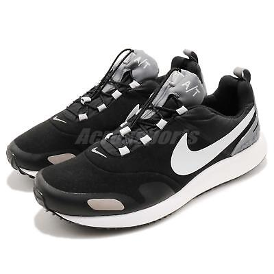 d1a5fb3cb8b2c Nike Air Pegasus A T Black White Grey Men Running Shoes Sneakers 924469-003
