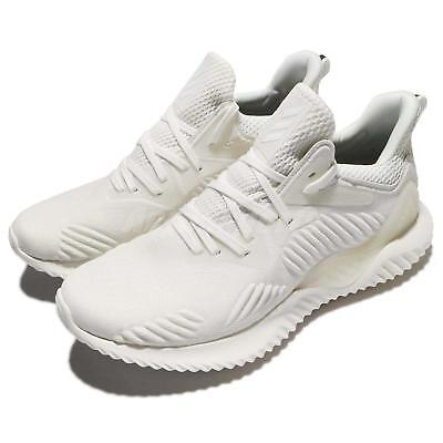 new style 1cb15 d3d5c adidas Alphabounce Beyond M Non Dyed White Men Running Shoes Sneakers DB1125