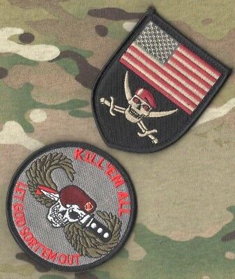 5th Rs U-2 Drache Lady 40-YEAR Blackcat Ops der Echt Dark Knights Νeicro Patch