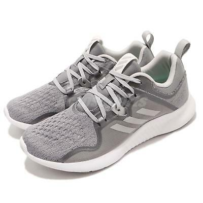 763d210f468db adidas EdgeBOUNCE W Grey White BOUNCE Cushion Womens Running Shoes BB7565