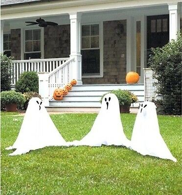Forum Novelties Inc - Ghostly Group Lawn Ornaments - Small