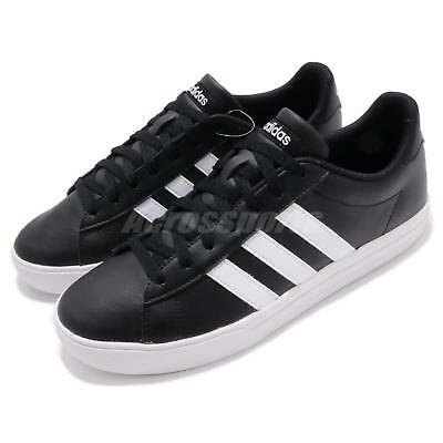 fe25ec2e07c adidas Daily 2.0 Black White Men Shoes Sneakers Trainers DB0161
