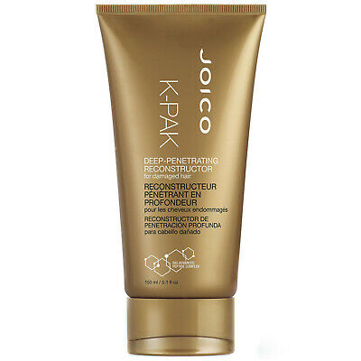 NEW Joico K-Pak Deep-Penetrating Reconstructor Treatment 150ml
