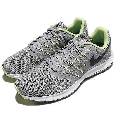 0fba72a8f05 Nike Run Swift Wolf Grey Obsidian Mens Running Shoes Sneakers 908989-008
