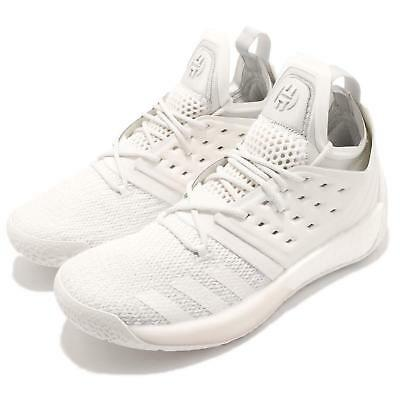 8af95f69394 adidas Harden Vol. 2 Boost James Grey White Men Basketball Shoes Sneakers  AP9871