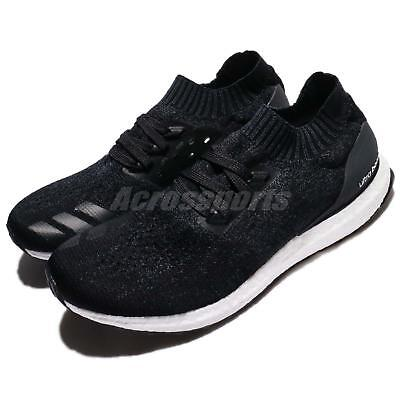 cd3fd9b7b adidas UltraBOOST Uncaged Black White Men Running Shoes Sneakers Trainers  DA9164