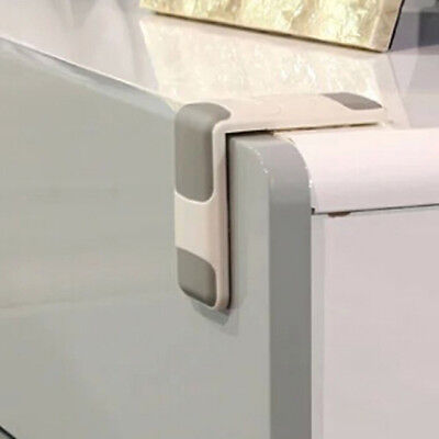 Infant Baby Kids Toddler Safety Fridge Drawer Door Cabinet Cupboard Locks S