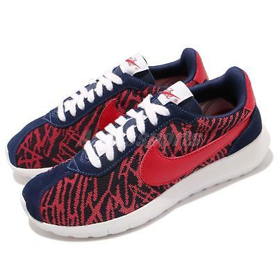 sports shoes 0064d 06663 Nike Wmns Roshe LD-1000 KJCRD Red Navy White Women Running Shoes 819845-400
