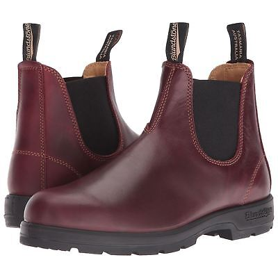 Blundstone 1440 Booties Leather Shoes Boots Unisex Boots Redwood Da 38 A 44