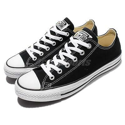 4bfe101a34c8 Converse Chuck Taylor All Star OX Oxford Black White Low Men Women Shoes  M9166C