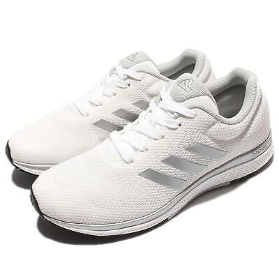 ca49091546e51 adidas Mana Bounce 2 W Aramis White Silver Womens Running Shoes B39027