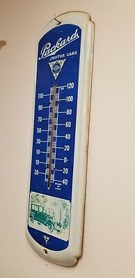 Packard Auto Dealer thermometer