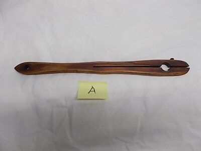 Antique Singer Treadle Sewing Machine Wood Pitman Arm/rod 12 Inch Long  - Origin