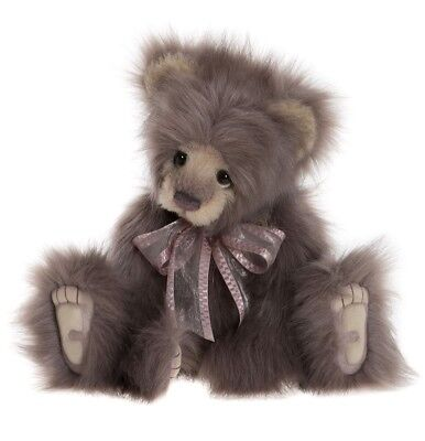 Jesse limited edition collectable plumo teddy bear by Charlie Bears - CB181886