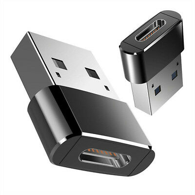 Hot USB 3.0 (Type-A) Male to USB3.1 (Type-C)Female Converter Adapter Connector