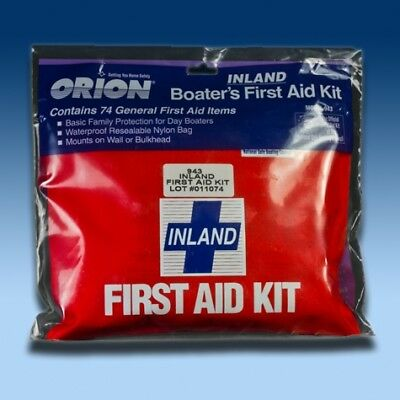 ORION MARINE Soft Pack First Aid Kit INLAND KIT