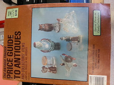 The Antique Trader Price Guide To Antiques Magazine Spring 1983 Issue