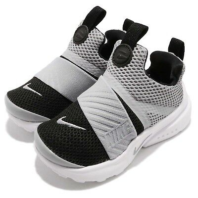 3d3072a76d8b Nike Presto Extreme TD Grey Black White Toddler Infant Baby Shoes 870019-006