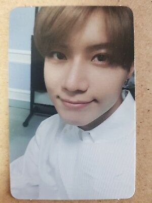 SHINee TAEMIN #2 Authentic Official PHOTOCARD THE STORY OF LIGHT EPILOGUE Vol. 6
