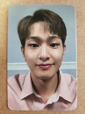 SHINee ONEW #2 Authentic Official PHOTOCARD THE STORY OF LIGHT EPILOGUE Vol. 6