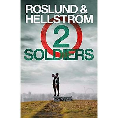 Two Soldiers - Paperback NEW Anders Roslund( 2014-04-24