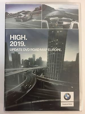 Original BMW Navi DVD 2019 Europa High E39, E46, E53, E65, E66, E83