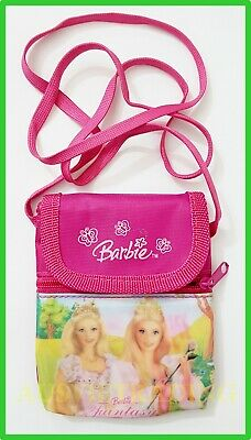 Brand new BARBIE dolls hip Bag crossbody girls kids travel purse pouch