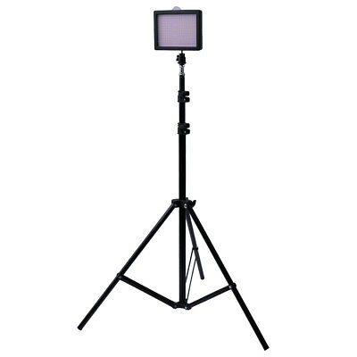 "Bestlight Photography Dimmable 216 LED Studio Lighting Kit with 75"" Light Stand"