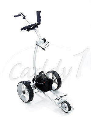 Elektro Golf Trolley CADDYONE 650, Funkfernbedienung