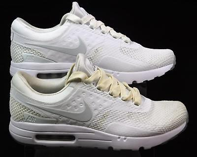 various colors 4056d 1becf Mens Nike Air Max Ld-Zero White Running Gym Fitness Active Trainers Size 8  Faded