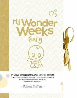 My Wonder Weeks Diary by Xaviera Plas (Paperback, 2017)