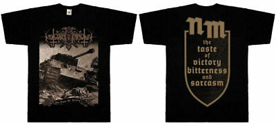 Nokturnal Mortum - The Taste of Victory T-shirt M,neu