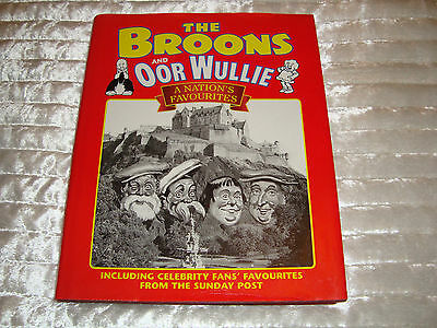 THE BROONS and OOR WULLIE THE NATIONS FAVOURITES,   HB.