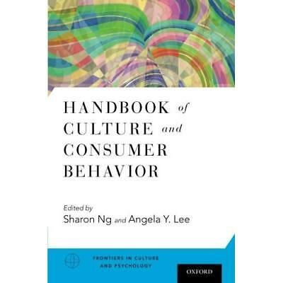 Handbook of Culture and Consumer Behavior (Frontiers in - Paperback NEW Sharon N