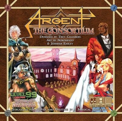 Argent - The Consortium - Strategy Boardgame