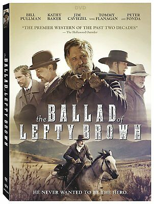 The Ballad of Lefty Brown (DVD, 2018)