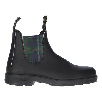 Blundstone 1614 Booties Leather Shoes Boots Unisex Boots Black Tartan 37 A 44