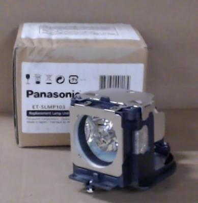 NEW Panasonic ET-SLMP103 Replacement Projector Lamp for Xu100, 110 $263.47
