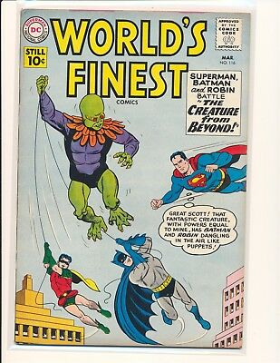 World's Finest Comics # 116 Fine Cond.
