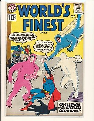 World's Finest Comics # 120 VG/Fine Cond.