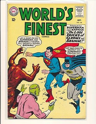 World's Finest Comics # 144 VG/Fine Cond.