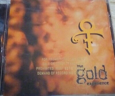 Prince The Gold Experience Most Beautiful Girl Cd Oop 1995 Rare Promo Excellent