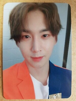 PENTAGON JINHO #1 Authentic Official PHOTOCARD THUMBS UP