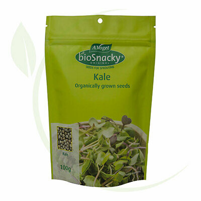 A.Vogel BioSnacky   Kale sprouting seeds 100g