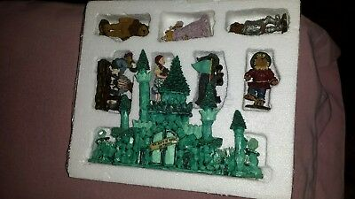 Boyds Bears and Friends Dorothy & Company Off To See The Wizard Of Oz ~ New