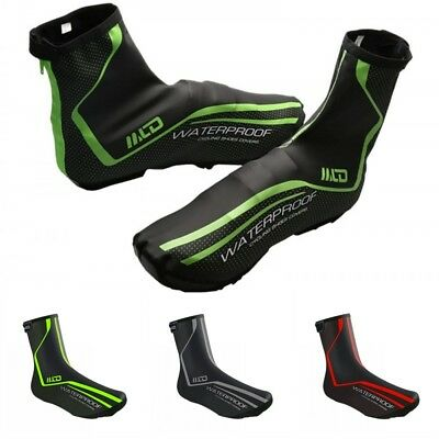 Waterproof Cycling Shoe Covers Warm Bicycle Protector Overshoes Thermal Winter