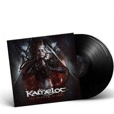 Kamelot - The Shadow Theory 2LP 180g Black Vinyl NEU/OVP