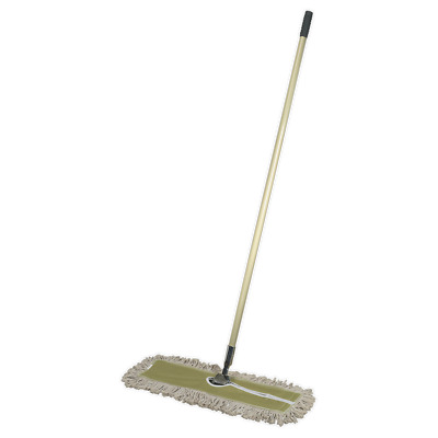 BM18 Sealey Tools Floor Dust Sweeper 600mm [Janitorial] Brooms & Brushes